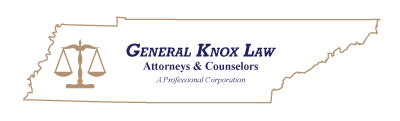 General Knox Law Logo