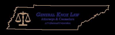 General Knox Law Logo